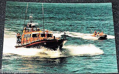 RNLI Lifeboats Llandudno ALB & ILB new