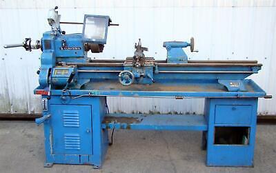 Atlas Clausing Lathe Machine 6350 1-12hp 208-220480v