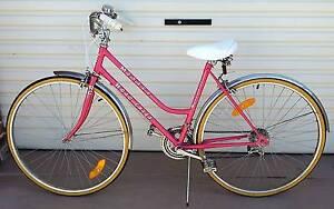 bicycle vintage women's cruiser 10spd bike RC Monaco Road Chief Belmont Lake Macquarie Area Preview