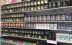 Supplements clear out St. John's Newfoundland image 1