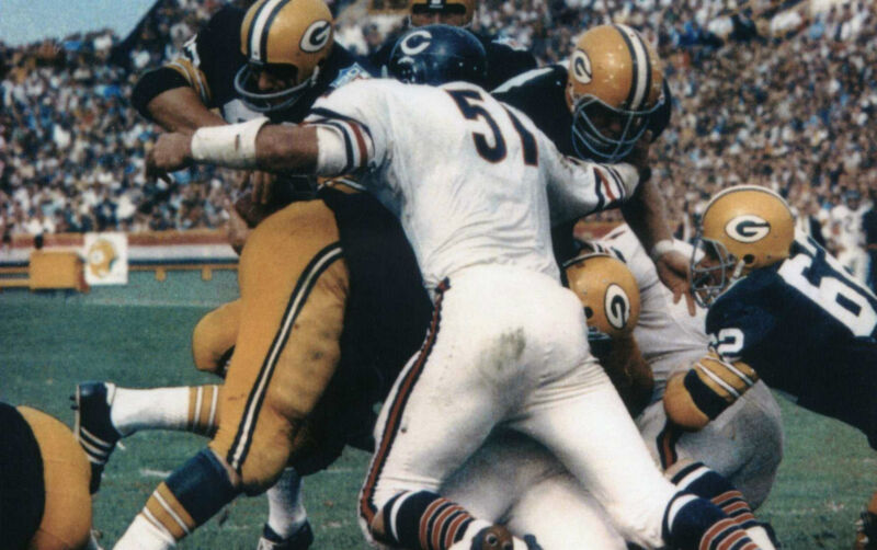 Dick Butkus Chicago Bears Nfl 8x10 Photo Print
