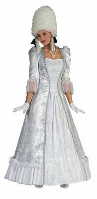 Barock Rokoko Kleid Kostüm Damen Renaissance Viktorianisches Kleid - Weiße Renaissance Kleid