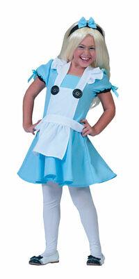 Alice im Wunderland Kostüm Kinder - Alice Kostüm Kind