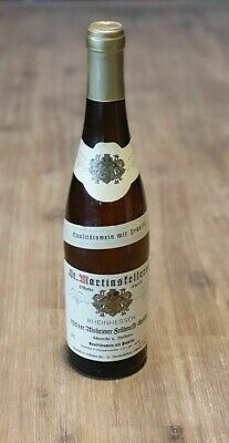 St. Martinsteller 1983 Weißwein Rheinhessen Qualitätswein Deutscher Wein