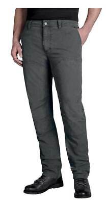 Harley-Davidson® Men's 38X32 Straight Leg Fit Canvas Pants Gray 99055-18VM