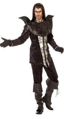 Rabe Kostüm Vogel Krähe Rabenkostüm The Raven Herren Karneval Fasching - Krähe Rabe Kostüm