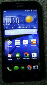 Acer Liquid Z520 smartphone