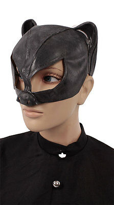 Karneval Klamotten Kostüm Maske Catwoman Zubehör Halloween Karneval