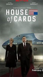 House of Cards Season 3 Brand New