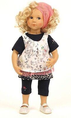 Art Dolls-ooak Dolls & Bears Elegante Sammlerpuppe Puppe Lady Ca.37cm Hoch Neu