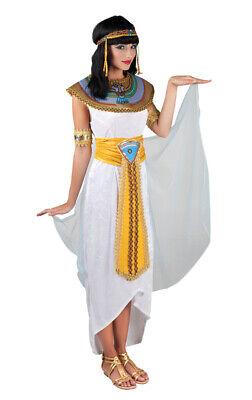Cleopatra Kostüm Damen Ägyptische Königin Göttin Pharao-nin Kaiserin - Königin Göttin Kostüm