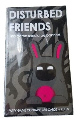 Disturbed Friends   This Game Should Be Banned   New   Party Game