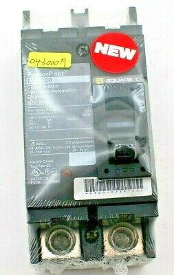 Square D Qdl22100 Circuit Breaker