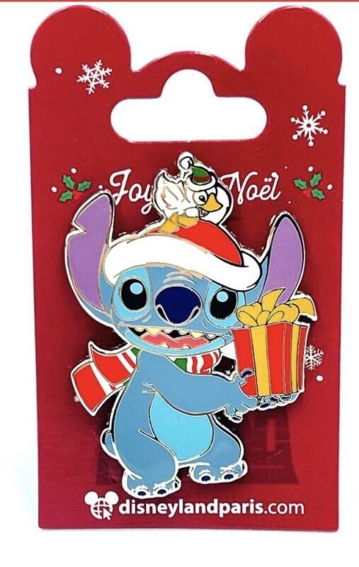 Pin OE Disneyland Paris STITCH Christmas