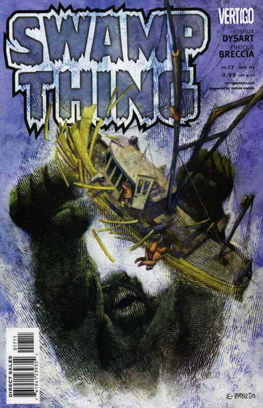 Swamp Thing (4th Series) #17 VF/NM; DC/Vertigo | save on shipping - details insi