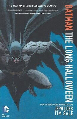 BATMAN THE LONG HALLOWEEN TPB REPS #1-13 MINT/UNREAD - Long Halloween Batman