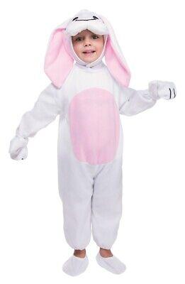 Kaninchen Kostüm Kinder Baby Oster-Hase Häschen weiß Klein-Kindkostüm - Kaninchen Baby Kostüme