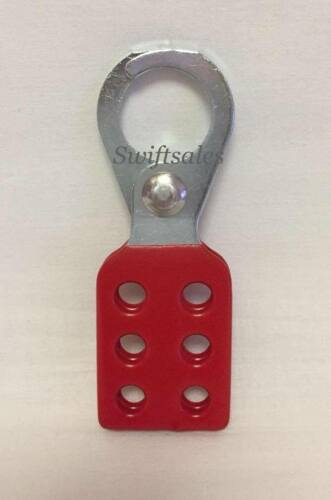 """Panduit PSL-1A -  LOTO 1"""" Non-Overlap Equipment Lockout Tagout Safety Hasp - New"""
