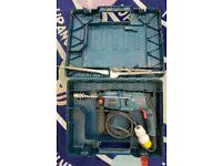 Bosch ads three mode hammer drill 110v