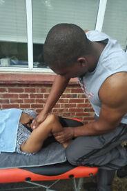 Sports Massage/Personal Trainer