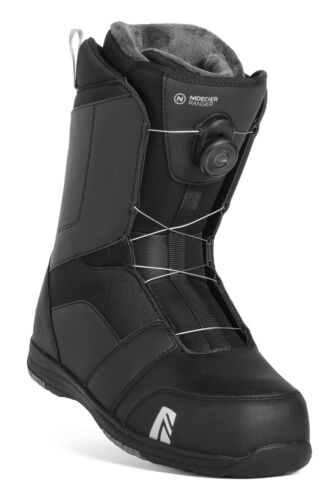 2019 Nidecker FLOW RANGER BOA Men's Snowboard Boots NEW Blac