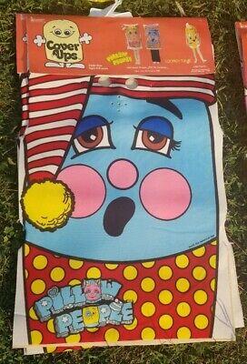 Sandman Halloween Costume (Vintage Pillow People Halloween Costume 1988 Cover Ups Sweet Dream Mr. Sandman)