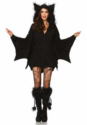 Damen Batwoman hochwertig Karneval Halloween Damenkostüm KK (Batwoman Halloween-kostüme)