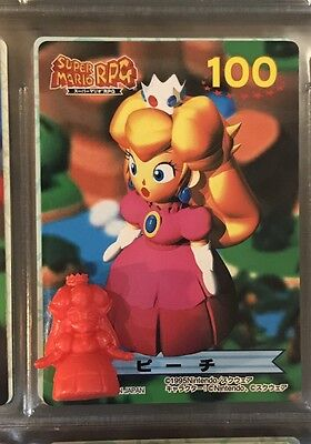 Nintendo Super Mario RPG NINTENDO Vintage PRINCESS PEACH Keshi Japan RARE