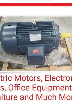 Leeson 20 Hp Electric Motor