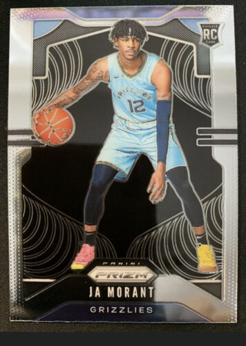 2019-20 Panini Prizm Ja Morant Rookie RC Card # 249 Hot Pack
