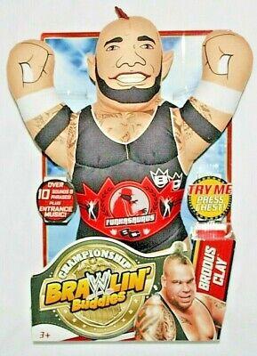 WWE Championship Brawlin' Buddies - Brodus Clay