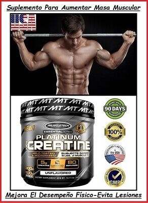 Whey Muscle Protein Powder Supplement To Increase Muscle Mass Creatina Microniza