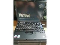 "Lenovo x61s 12"" laptop x 4 joblot. All power on password protected"