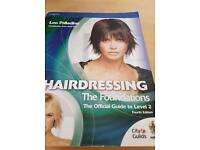 Hairdressing book nvq level 2