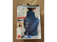 Silvercrest heat pad back neck