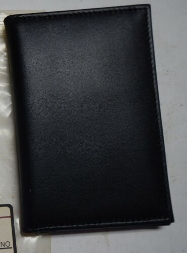 STRONG LEATHER CO. DRESS BADGE CASE # 8787C-485  - A - 1