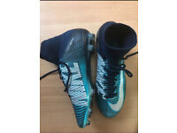Nike superfly blue *size 7*