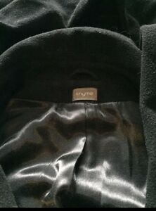 Thyme maternity winter jacket