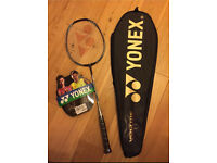 New Yonex Voltric Badminton racket