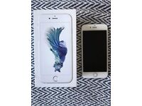iPhone 6s unlocked 16GB silver Excellent condition