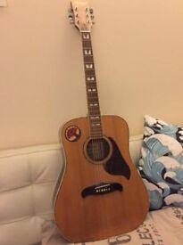 Wonderful Kimbara Western Guitar