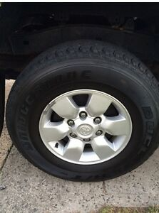 Toyota Hilux Wheels Ryde Ryde Area Preview