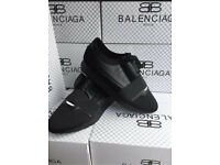 Balenciaga runners all black (triple black) *** ALL SIZES AVAILABLE***