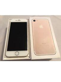 iPhone 7(unlocked)256GB