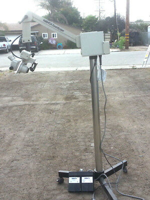 Wallach Nikon Zoomscope Zoom Scope Nikon Light Source Stand Pn 906043-30