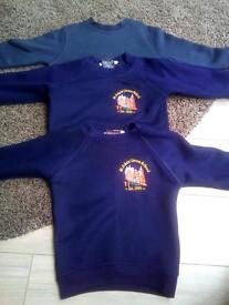 School jumpers
