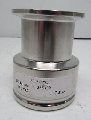 Eagle Stainless Container Model Stb-55 Wo Cap