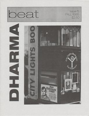 DHARMA BEAT #5, Fall 1995, A Jack Kerouac Newsletter with articles and reviews