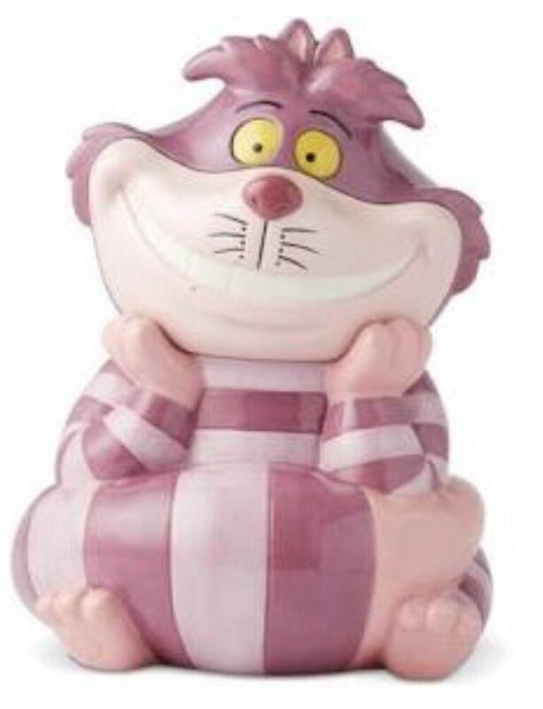 Disney Cheshire Cat Ceramic Cookie Jar