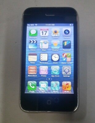 Apple iPhone 3GS - 32GB - Black (Unlocked) A1303 (GSM)